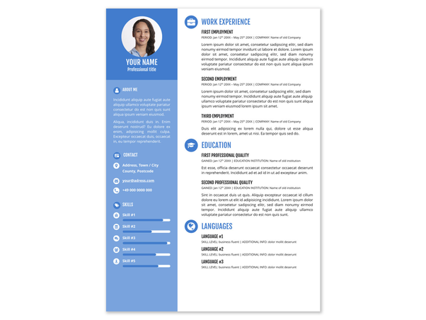 what u0026 39 s the best software to design a neat resume  cv