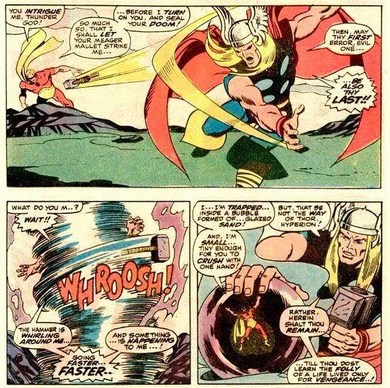 Who Would Win In A Fight Between Thor And Superman?