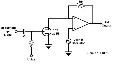 how to create a circuit from basic components  r  l  c  that gives me an adder and a multiplier