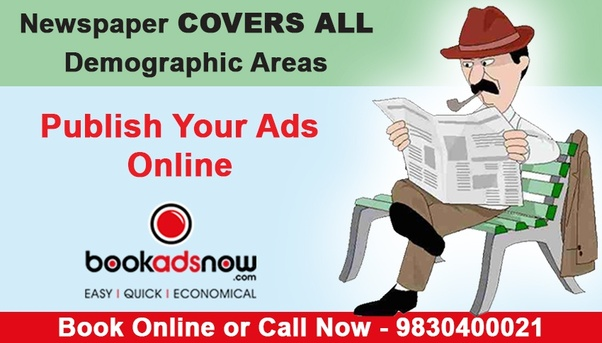 advantages and disadvantages of newspaper advertising Advertising is the name given to the process of commercial promotion of goods and services in order to increase its sales advertising can be done by means of a number of mediums like television, newspapers, wall paintings, billboards, magazines, internet, by the word-of-mouth and in many other ways.