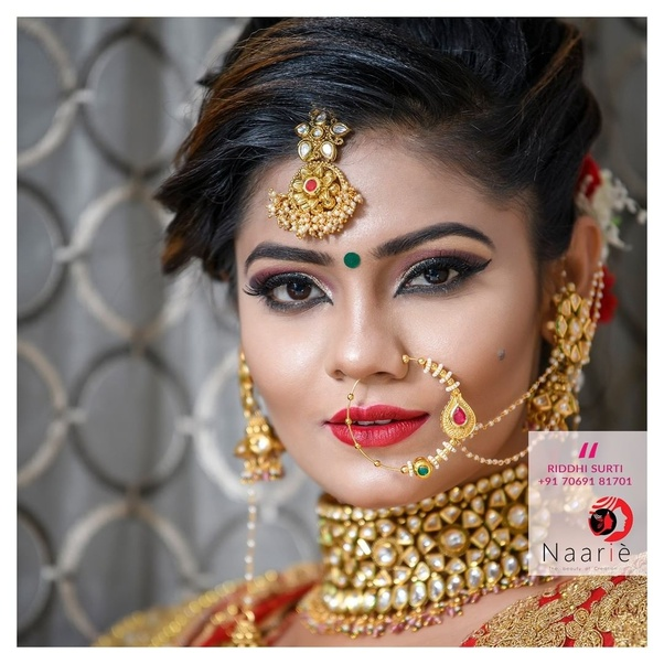 Riddhi Surti : One of the best professional Makeup Artist and Hair Stylist from Ahmedabad I don't know much about other makeup artists in Ahmedabad but ...