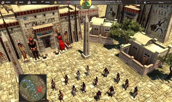 What are the best building an empire type if games? - Quora