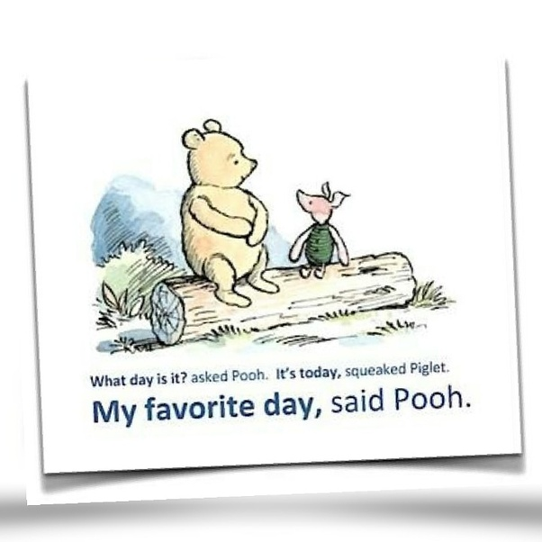 What are the best quotations from Winnie-the-Pooh? - Quora