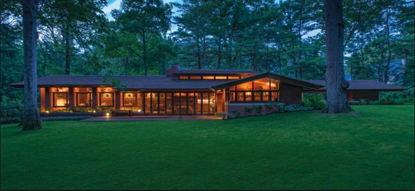 s heart frank plan cottages modern house lloyd open wrights wright living plans cottage island