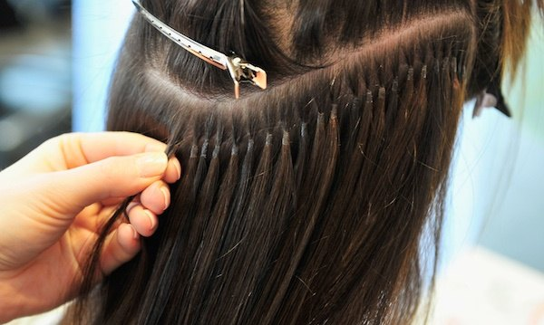 fusion hair extensions are bonded with your natural hair using different types of adhesives fusion extensions might not be suitable for all clients