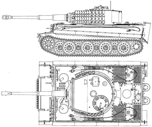 how to draw a panzer tank step by step tanks