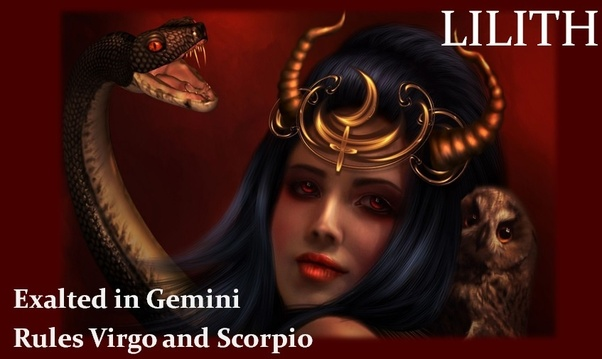 What does Venus in Virgo square Lilith in Sagittarius indicate in a