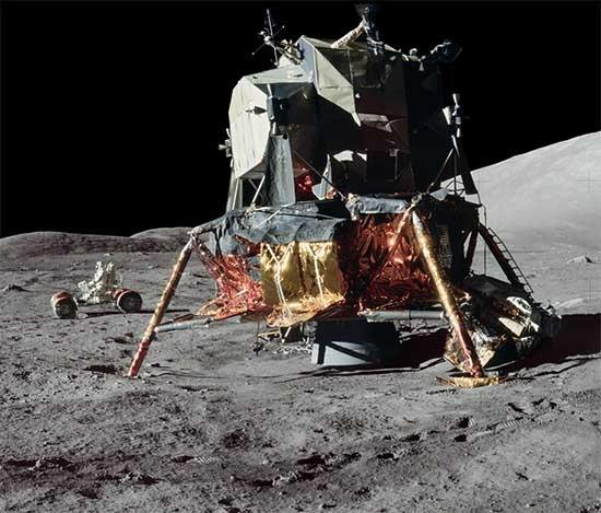 lunar landing in space - photo #45