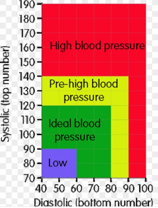 Is 13780 A Normal Blood Pressure Quora
