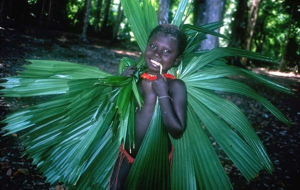 Is it humane to allow Jarawa tribe in Andaman to live such