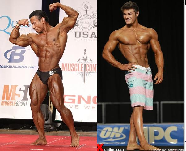 c2b9e9d33e70 Another example of classic physique vs Men's physique is Danny Hester (Mr.  O Classic 2016) vs the social media popular Jeff Seid.