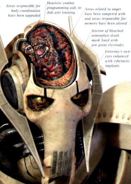 What transformed General Grievous into a cybernetic life ...