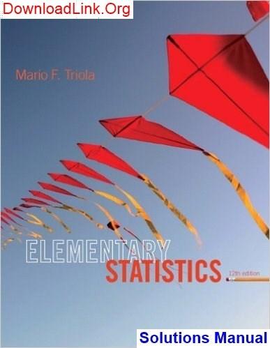 Pdf elementary statistics bluman