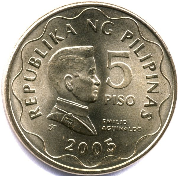 Philippine 5 Cents Coins: Is The 1995 Version Of Philippine Coins Still Valid As Of
