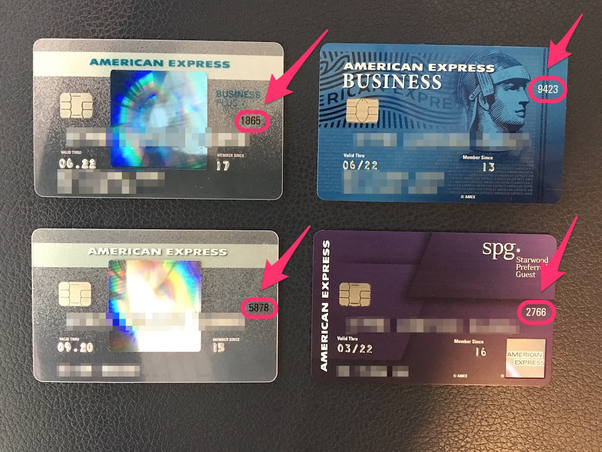 Where is the cvc located on an american express card quora also if you have an american express issued credit card or charge card more likely than not your card earns some kinds of rewards for every dollar you reheart Gallery