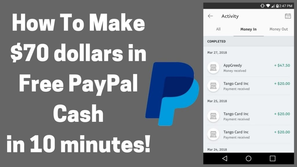 How does Get Cash work on Paypal? - Quora