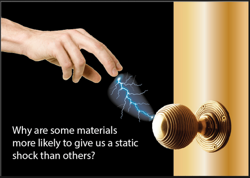 Carry More Static Electricity