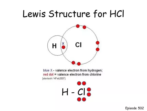 Hcl Lewis Dot: Why Is Hcl Soluble In Water?