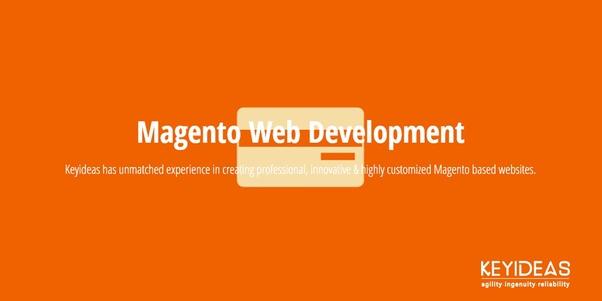 Who are award winning Magento web developers in Mumbai? - Quora