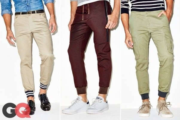 What Is The Difference Between Jogger Pants And Track