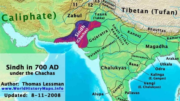 How did the map of india change from 1 ad to the 21st century quora period 1000 ad during this time north west and west india was ruled by multiple kingdoms including chauhanas sumras and solankis gumiabroncs Choice Image
