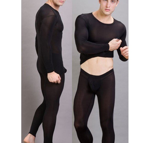 Can Men Get Away With Wearing Skin Tight Yoga Pants In Public As