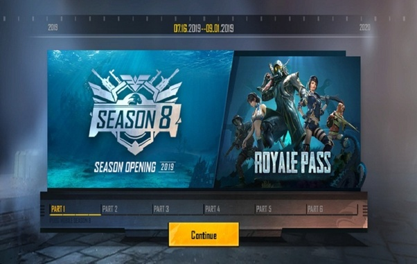 What is new in PUBG Mobile Season 8? - Quora