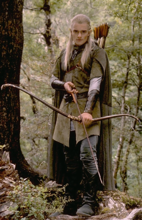 Aragorn was King, but who is the best warrior of Aragorn, Legolas