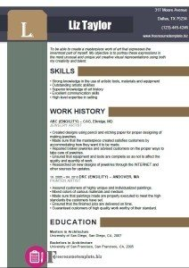 i would suggest you to use updated artistic resume template in word format and you can download it here artist resume template free resume templates - Artist Resume