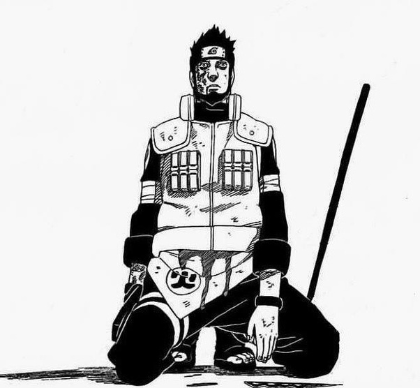 Who was Asuma's friend in Naruto that Kakuzu and Hidan
