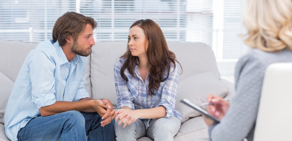 couples counselling The question is: when do you know it's time to consider marriage counseling when couples become more like roommates than a married couple.