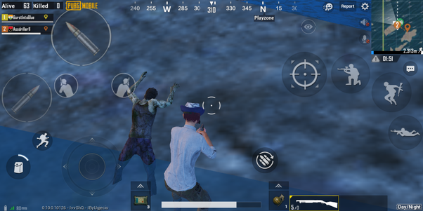 Where is the zombie mode in PUBG Mobile? - Quora