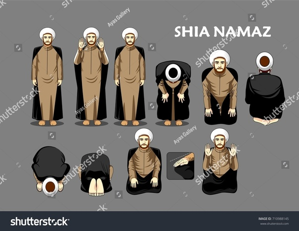 Why do Shia Muslims pray so differently from Sunnis? - Quora