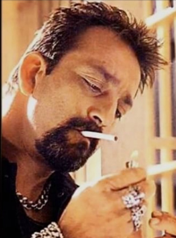 Who are some famous chain smokers, from the Indian film ...