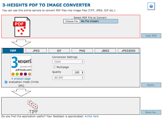 What are some simple ways to convert PDF files to TIFF in Python
