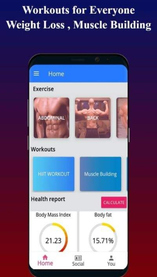 What are the best free workout apps? - Quora