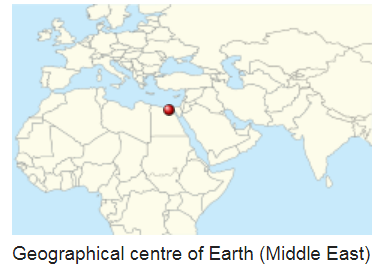 Is Makkah (Kabaa) the center of the world? - Quora