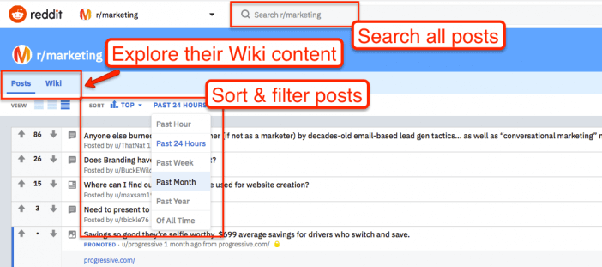 How to use Reddit for market research - Quora