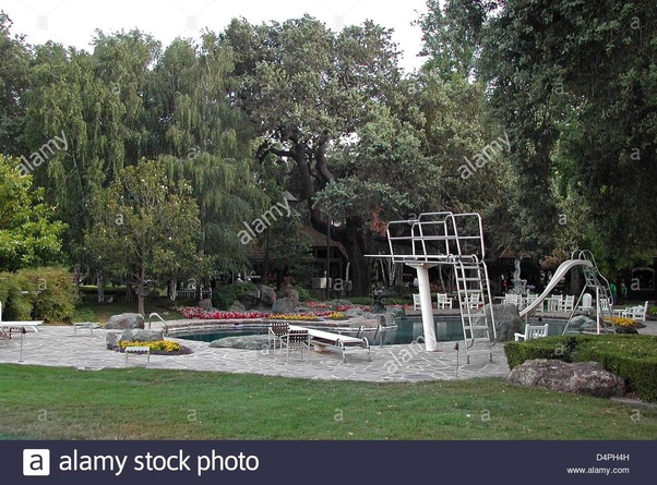 What Happened To Michael Jackson S Neverland Ranch Quora