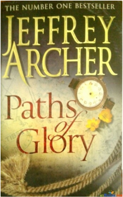 PATHS OF GLORY JEFFREY ARCHER PDF DOWNLOAD