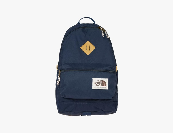 ... down to the essentials  a main compartment with a laptop pouch and a  front zip pocket for smaller accessories. The Berkeley backpack has padded  shoulder ... 3dd2d9bb70773