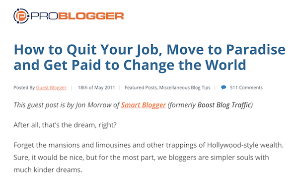 How to earn $10 per day from a blog - Quora
