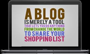 Cómo escribir un buen contenido de blog