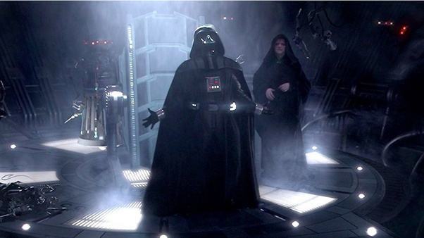 The 16 most humiliating movie moments also include the scene from Star Wars: Episode 3- Revenge of the Sith, which is genuinely humiliating when Darth Wader screams a big 'NO.'