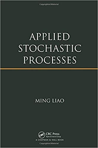 What is a basic book on applied stochastic processes that
