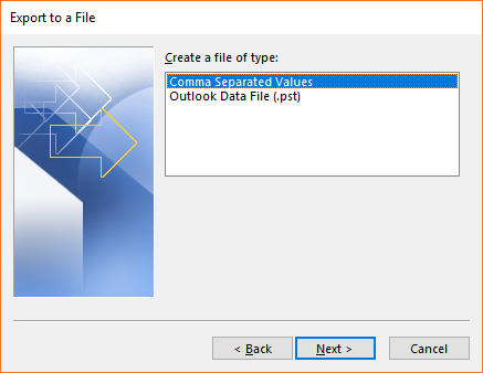 How to migrate contacts from a PST file to a VCARD - Quora
