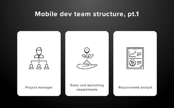 What is the app development team structure? - Quora