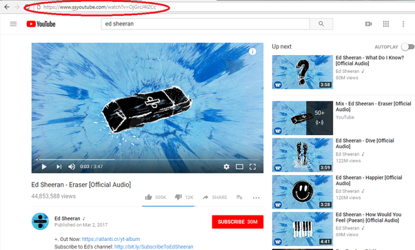 how to download youtube songs onto usb