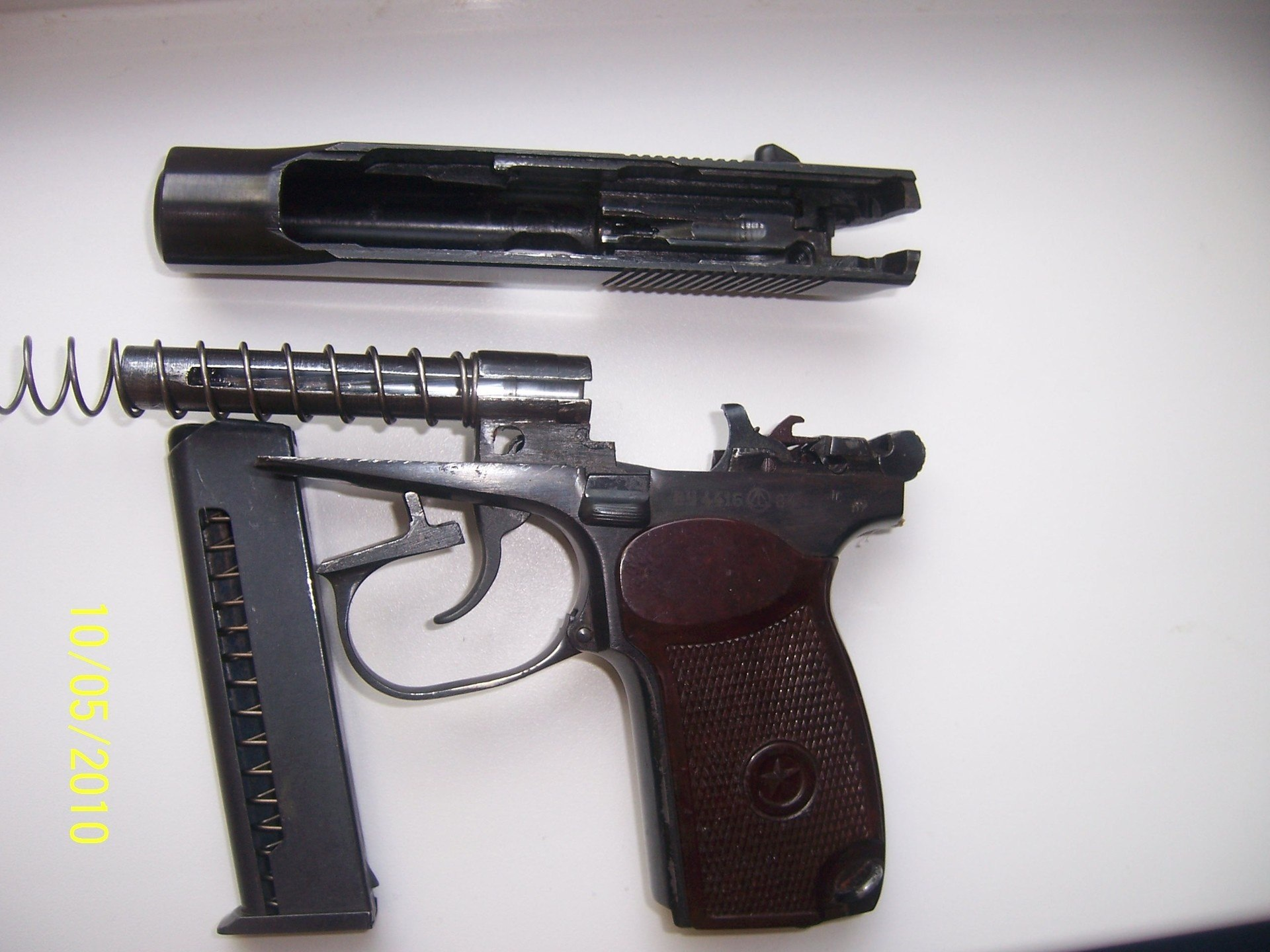 Is it legal to have powerful, but demilled guns on display? - Quora