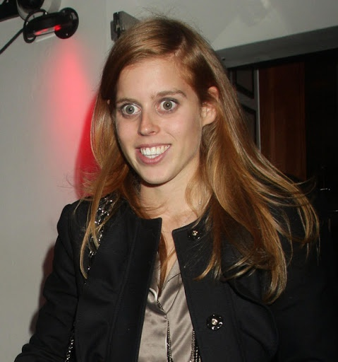 Does Princess Beatrice Have An Eye Problem Quora